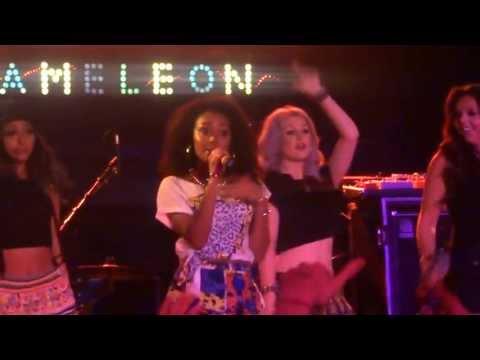 Little Mix Superbass (5/30/2013)