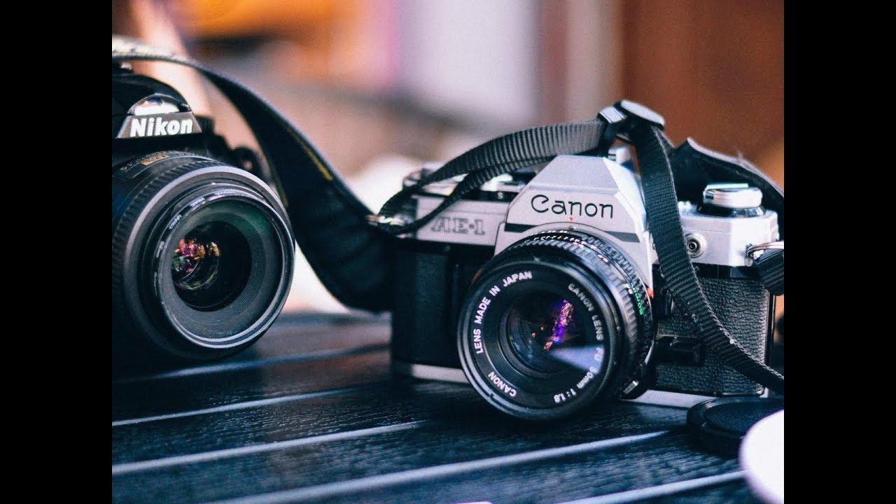 أفضل 5 كاميرات تصوير لعام 2017 TOP 5 CAMERA l - YouTube