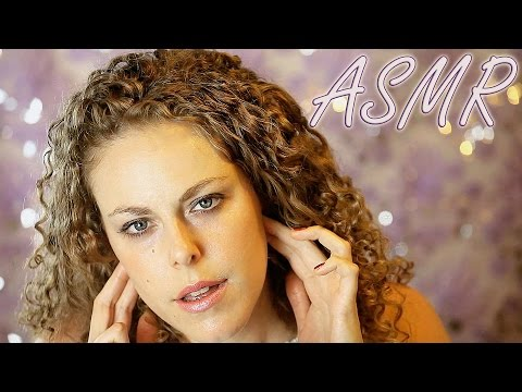 ASMR Whisper Ear to Ear Self Head Massage & Sleep Tips 3D Binaural Audio