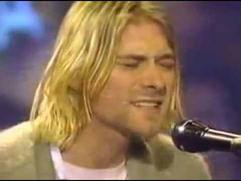 Nirvana and Meat Puppets - Lake of Fire ( Unplugged 1994)