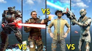Fallout 4 - Faction Battle - Battles 68