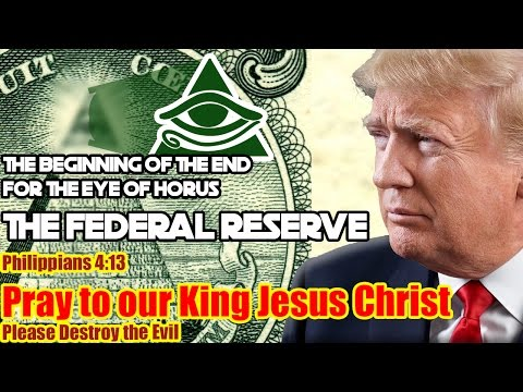 President Donald Trump To Shut Down Federal Reserve Bank - Wall Street Questioning Future