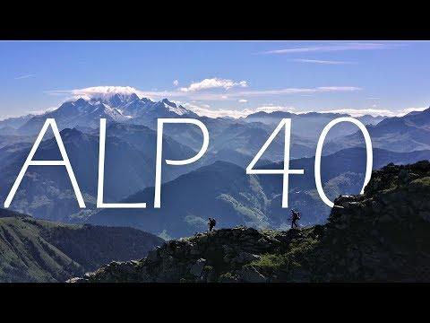 Alp 40 - Hiking from Austria to France in 40 days