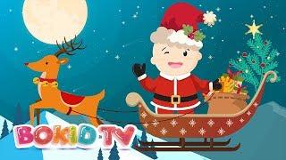 ♫ We Wish You A Merry Christmas Song | Bé Học Tiếng Anh  | Nhạc Thiếu Nhi Tiếng Anh Vui Nhộn BoKidTV