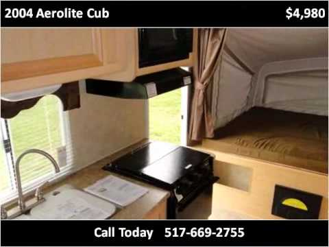 2004 Aerolite Cub Used Cars Dewitt Mi Youtube