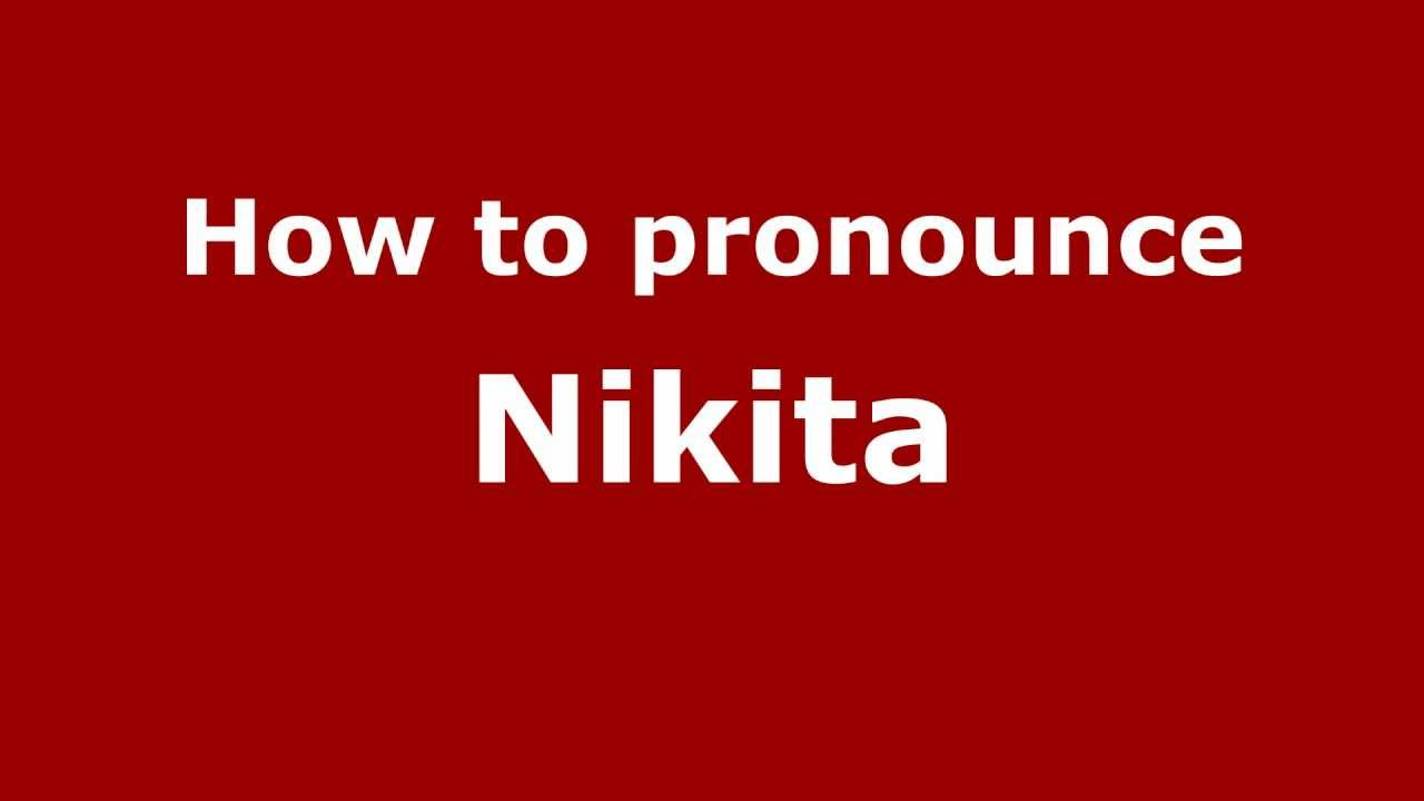 What Does Nikita Mean In Spanish
