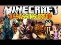 ASSASSIN'S CREED - Minecraft : Il Laboratorio di Lyon