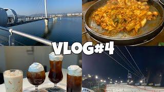 [여행vlog#4] 강원도 뿌수기? 춘천여행 & 맛집탐…