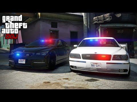 Download Youtube: GTA 5 Roleplay - DOJ 253 - Bad Guy Bounty Hunters (Criminal)
