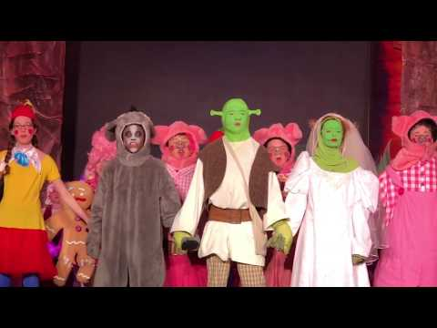 Shrek the Musical - Highlights - 2018 Millburn Middle School