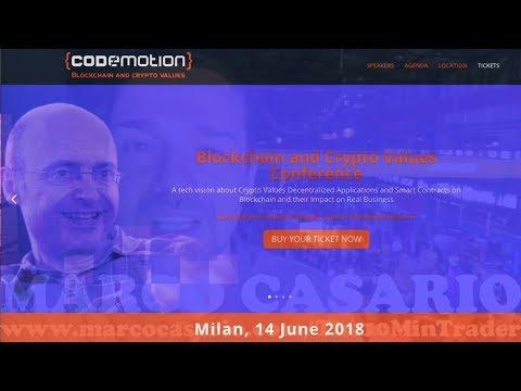 La Conferenza in Italia Definitiva su Blockchain e Cripto: Sconti e Biglietti in Regalo ;)
