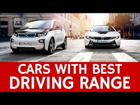 Cars with Longest Lasting Batteries & Best Electric Driving Range