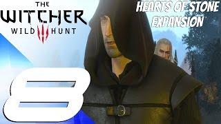 The Witcher 3 Hearts of Stone DLC - Walkthrough Part 8 - Borsodi's House & Auction