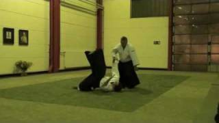 Teil 4: Patrick Benezi beim Aikido Enbukai Hamburg