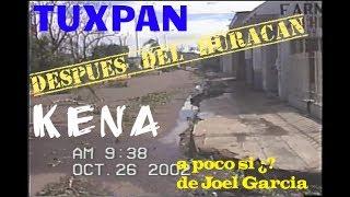 Huracán Kenna 2002