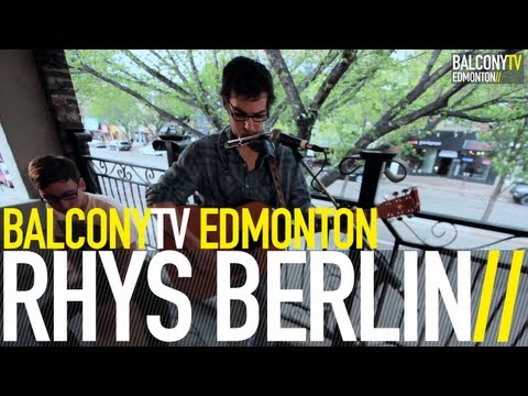 RHYS BERLIN - BUILD A BOAT (BalconyTV)