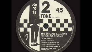 THE SPECIALS - DO NOTHING - MAGGIES FARM