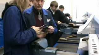 видео Профессия - Слесарь механосборочных работ