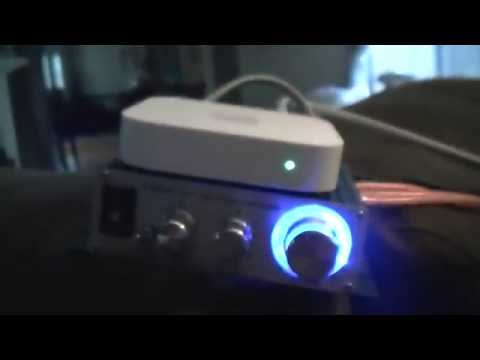 Airplay-How to make Wired Speakers Wireless via Apple Airport Express Lepai 2020A+