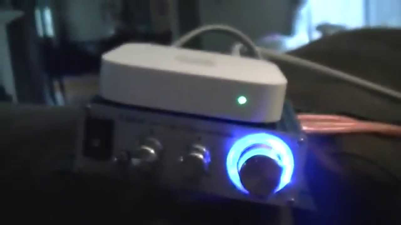 Airplay-How to make Wired Speakers Wireless via Apple Airport ...