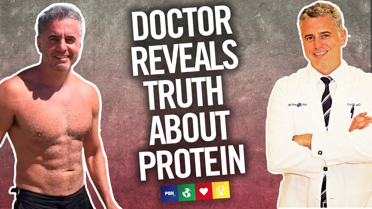 Doctor Reveals Truth About Protein