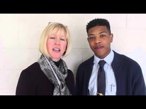 Michigan State Representative Julie Plawecki Congratulates Inkster Councilman Jewell Jones