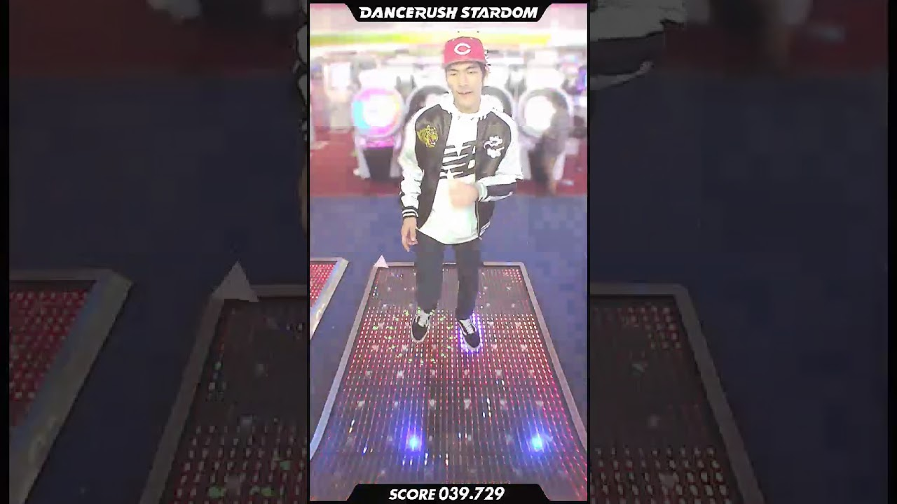 ダム スター ダンス ラッシュ