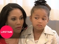 Raising Asia: Kristie's Emotional Pep Talk (S1, E13) | Lifetime