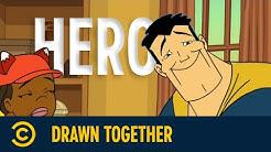 Best of CAPTAIN HERO #1 | Drawn Together | Comedy Central Deutschland
