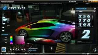Repeat youtube video Rainbow design tutorial for NFSW