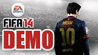 FIFA14 Demo на Xbox 360