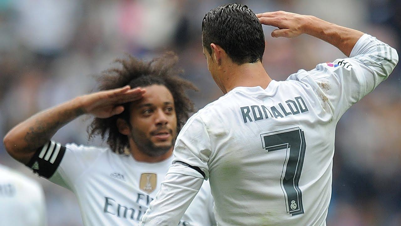 15558d7d4bcc Cristiano Ronaldo & Marcelo ○ Best Duo ○ Best Friends - 2016 HD ...