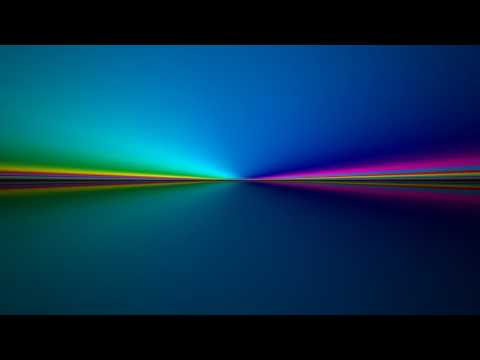 4K Rainbow Gradient Clean Horizion Swift 2160p Motion Background AA VFX