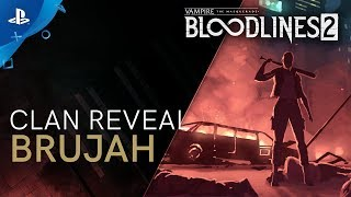 Vampire: The Masquerade - Bloodlines 2 | Clan Introduction - Brujah | PS4