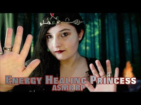 Energy Healing Princess ASMR🍃 👸🏻🍃 Whisper With Personal Attention [RP MONTH]