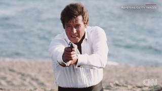 James Bond actor Roger Moore dies