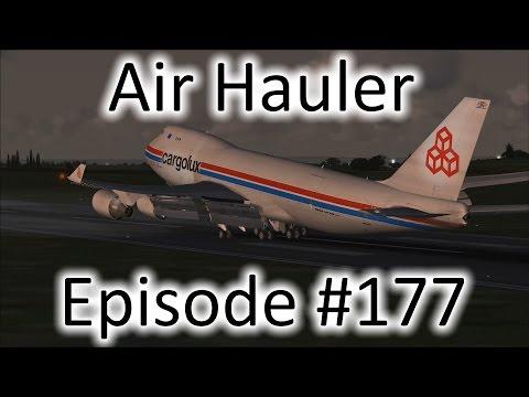 FSX | Air Hauler Episode #177 - Melbourne to Singapore | 747-400