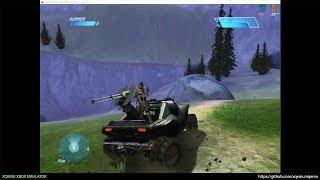 XQEMU Xbox Emulator - Halo: Combat Evolved Ingame! (Experimental Performance WIP)