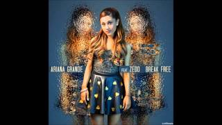 Ariana Grande - Break Free lower key karaoke