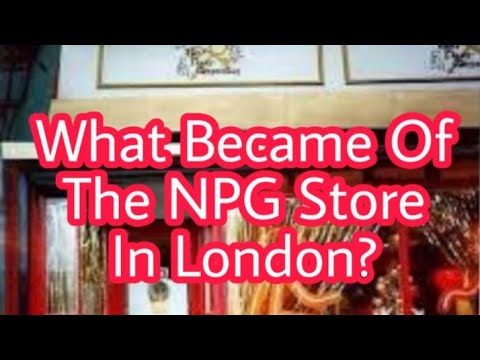 WHAT BECAME OF THE N.P.G STORE CAMDEN