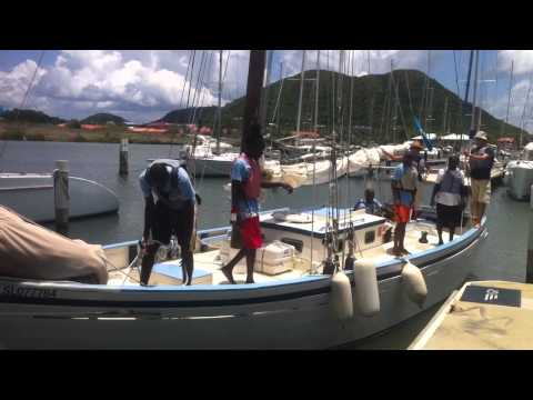 Jus' Sail Youth Programme 2013