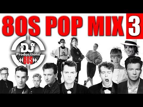 80S POP MIX 3 - DJ PRODUCTIONS - OMD,PET SHOP BOYS,SABRINA,MICHAEL JACKSON,RICK ASTLEY,DURAN DURAN.