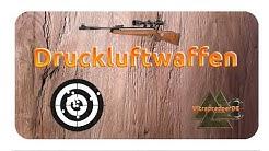Druckluftwaffen: Rechtslage, unterschiedliche Typen