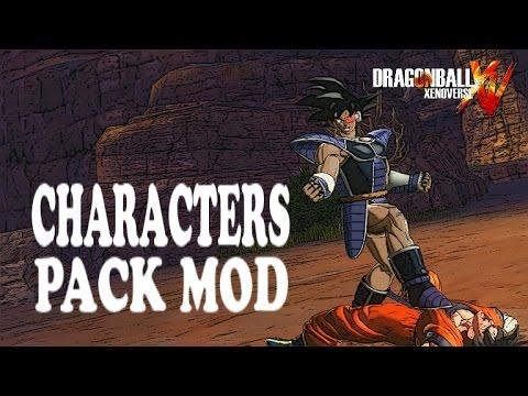 ★ BIG CHARACTERS PACK MOD ★ [W.I.P.] ◄► Dragon Ball Xenoverse MOD