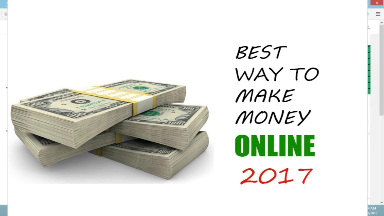 Best Way To Win Money Online
