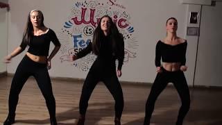 Booty C. Tangana, Becky G Choreography by Sanja Mateeva.mp3