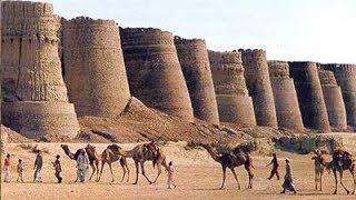 पाकिस्तान में शानदार किले जो कभी भारत का हिस्सा थे !!