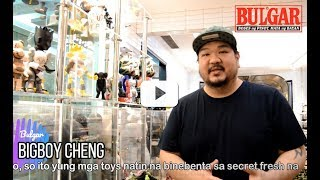 Nakamamanghang Art toys, Paintings, Supreme at Sneakers collection… KILALANIN SI DJ BIGBOY CHENG!