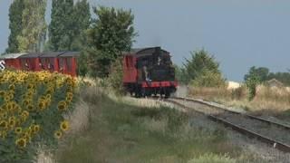 Voyage à bord d'un train pas comme les autres