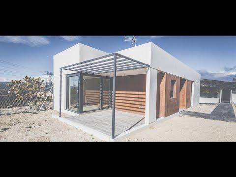 Construcci n de casa prefabricada de hormig n the concrete home tu vivienda en 4 meses youtube - Qcasa opiniones ...
